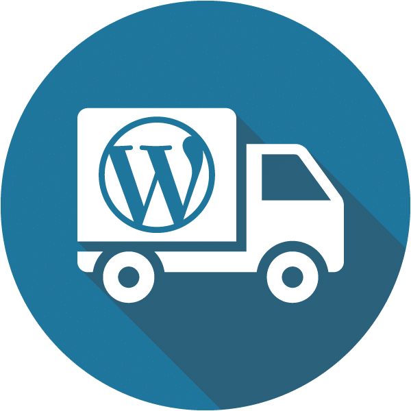 Move your old site to WordPress image