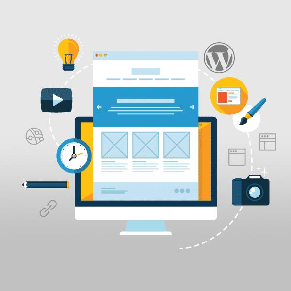 wordpress theme Customization image